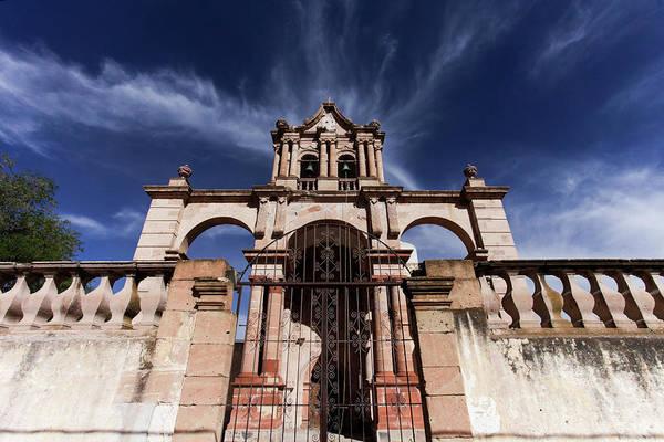 Jaral De Berrio Chapel, San Felipe Art Print