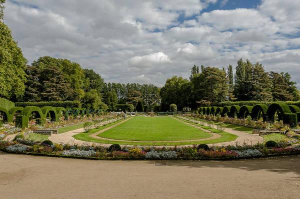 Fisher Center Photograph - Jardin Des Pres-fichaux by Oleg Koryagin