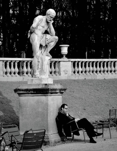 Wall Art - Photograph - Jardin Du Luxembourg by St??phane Breton