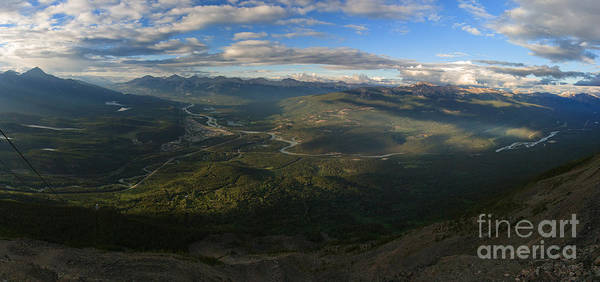 Photograph - Jasper From Above by Charles Kozierok