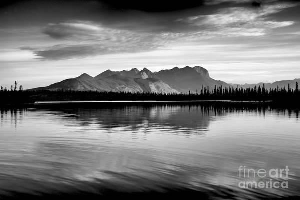 Photograph - Jasper Lake by Dan Jurak