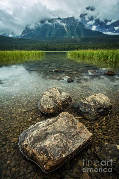 Banff National Park Wall Art - Photograph - Jasper National Park by Edward Fielding