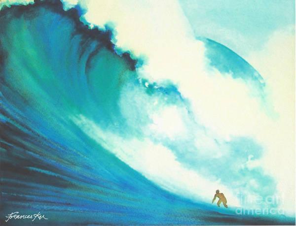 Painting - Jaws by Frances Ku
