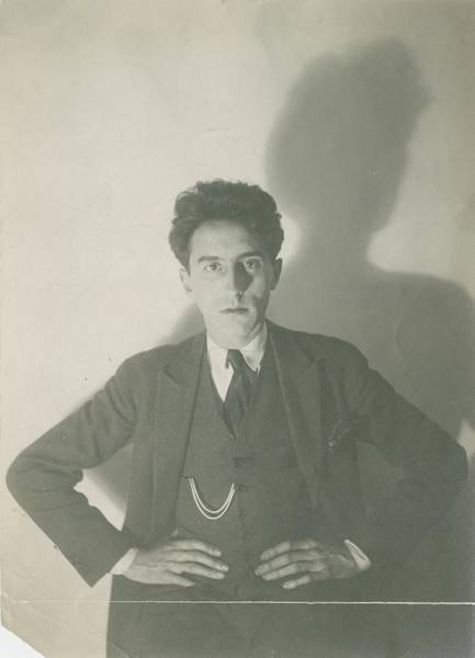Poet Photograph - Jean Cocteau With His Hands On His Hips by Delphi