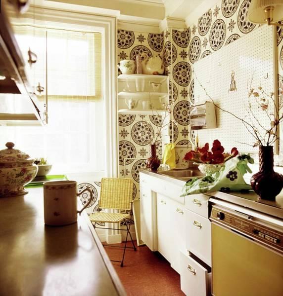 Wall Art - Photograph - Jean Vanderbilt's Kitchen by Horst P. Horst