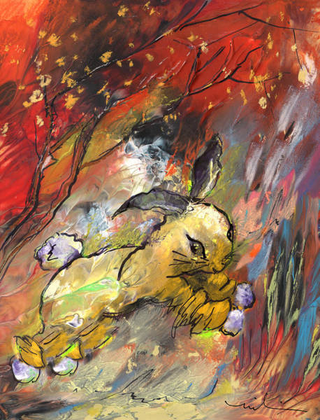 Painting - Jeannot Lapin by Miki De Goodaboom