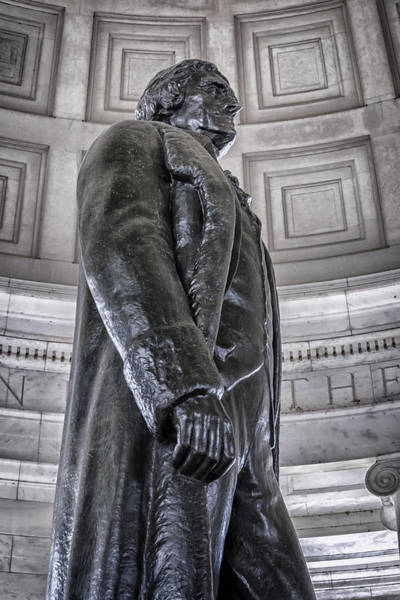Wall Art - Photograph - Jefferson by Joan Carroll