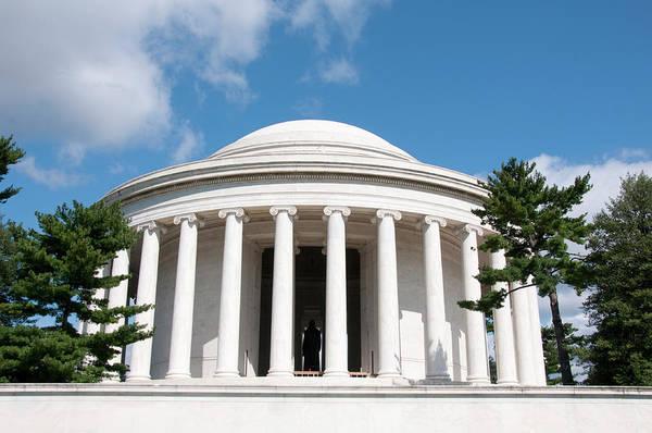 Commemorative Wall Art - Photograph - Jefferson Memorial, Washington, Dc by Lee Foster