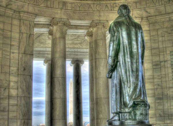 Photograph - Jefferson Watching by Ross Henton