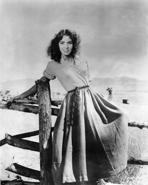 Dueling Wall Art - Photograph - Jennifer Jones In Duel In The Sun  by Silver Screen