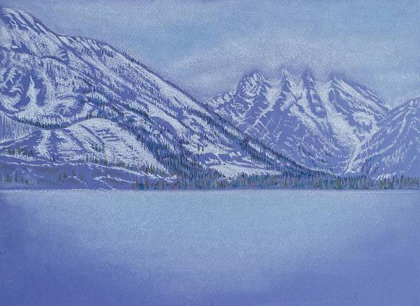 Jenny Lake - Grand Tetons Art Print