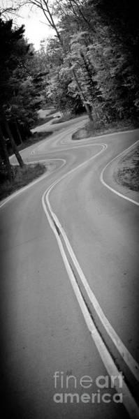 Ellison Bay Wall Art - Photograph - Jensen's Long Road by Ever-Curious Geek