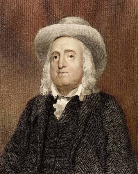 Jeremy Photograph - Jeremy Bentham by Paul D Stewart