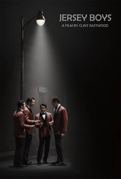 Jersey Boys By Clint Eastwood Art Print
