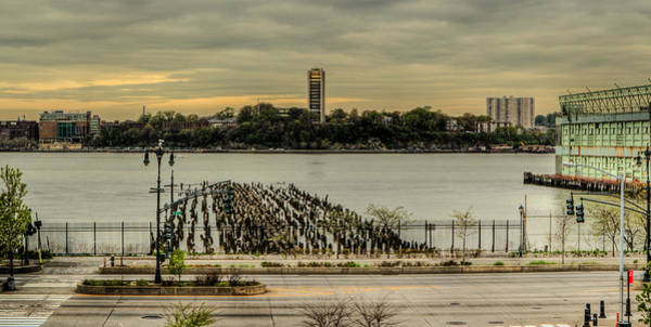 Photograph - Jersey From The High Line by Dave Hahn