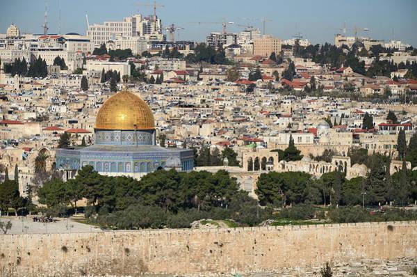 Jerusalem Photograph - Jerusalem by Madzia71