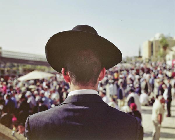 Jerusalem Photograph - Jerusalem by Simon Zachary Chetrit