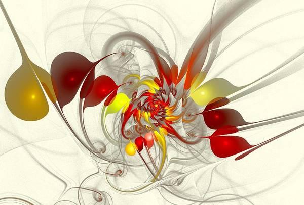 Digital Art - Jester by Anastasiya Malakhova