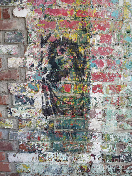 Photograph - Jesus At Noda by Cheryl McClure