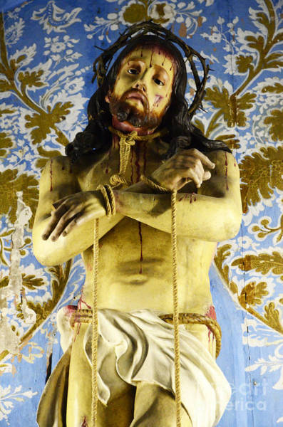 Crucifixion Of Jesus Photograph - Jesus Christ Crucifixion 5 by Bob Christopher