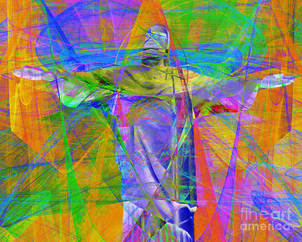 Photograph - Jesus Christ Superstar 20130617 Horizontal by Wingsdomain Art and Photography
