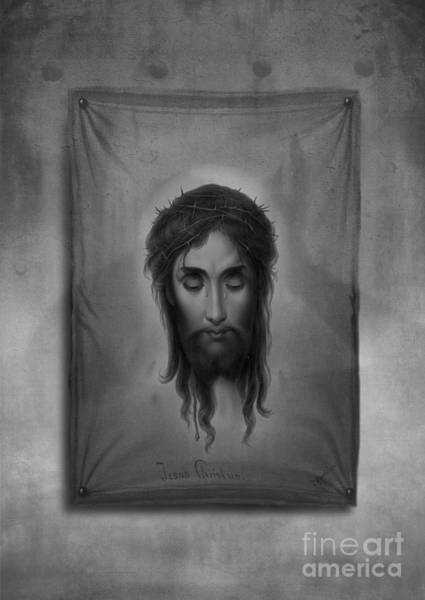 Photograph - Jesus Christus by Edward Fielding