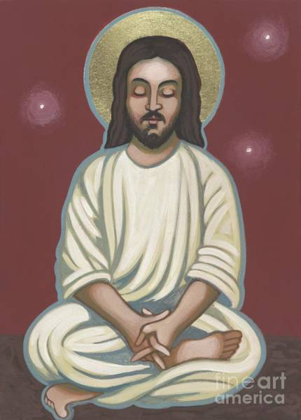 Jesus Listen And Pray 251 Art Print
