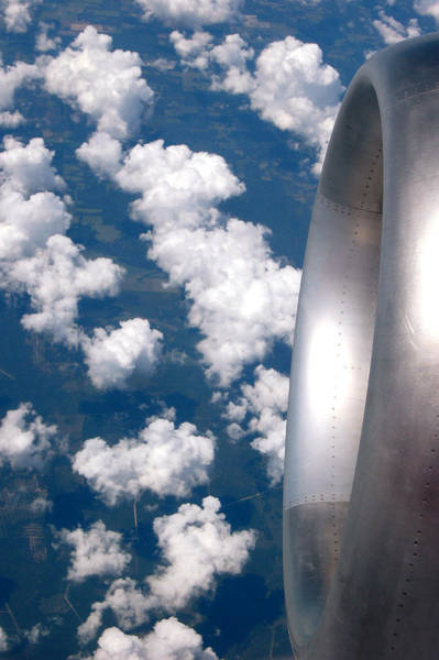 Photograph - Forty Thousand Feet by Donna Proctor