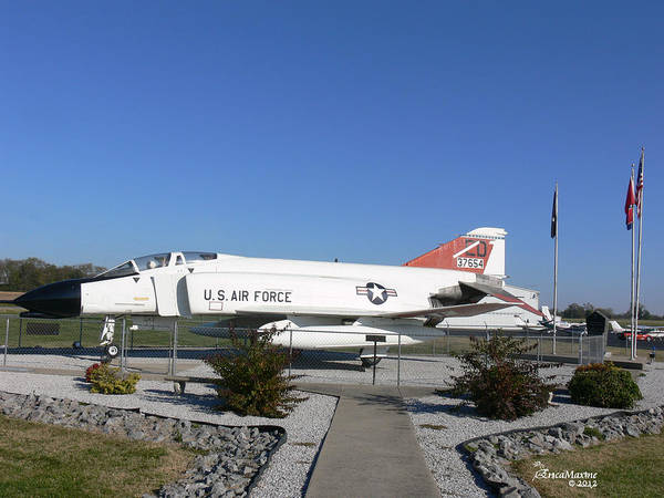 Photograph - Jet Memorial by Ericamaxine Price