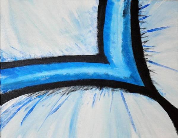 Wall Art - Painting - Jetstream by Valerie Howell