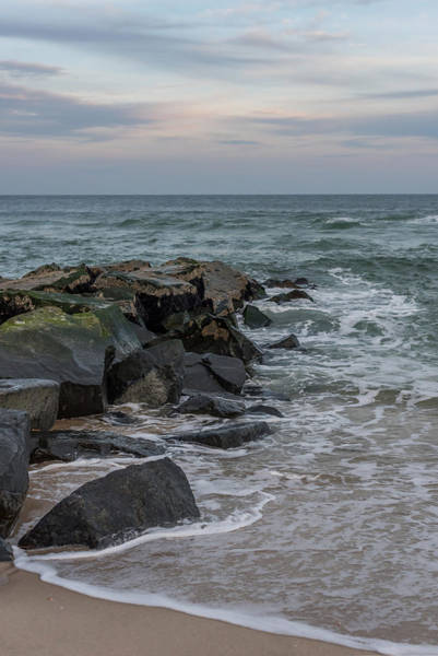 Photograph - Jetty Lavallette New Jersey by Terry DeLuco