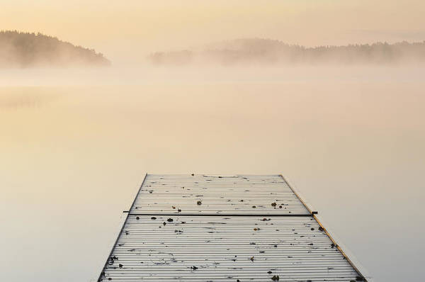 Wall Art - Photograph - Jetty by Mikael  Svensson