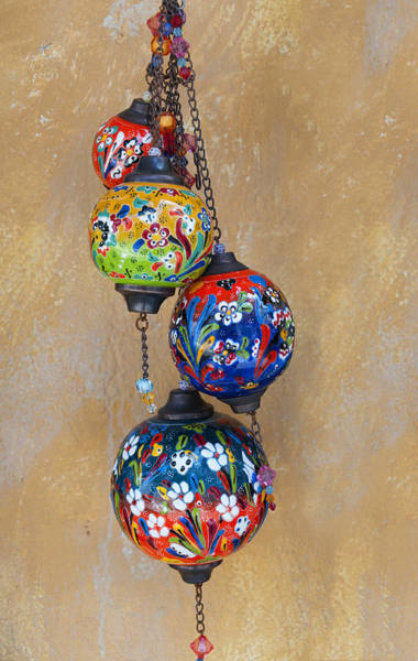 Photograph - Jewelled Glass by Brenda Kean
