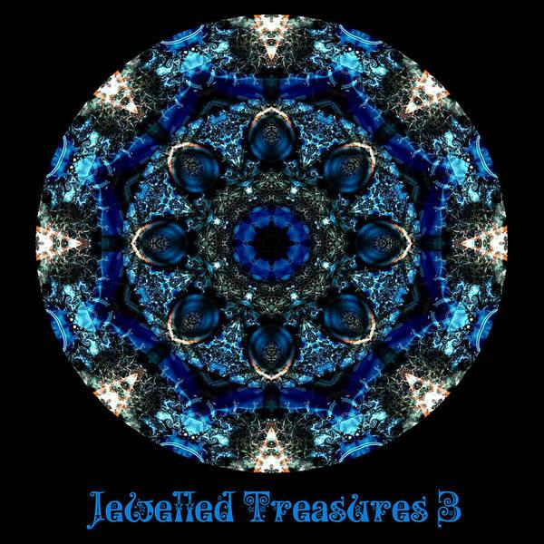 Digital Art - Jewelled Treasure 15 by Charmaine Zoe
