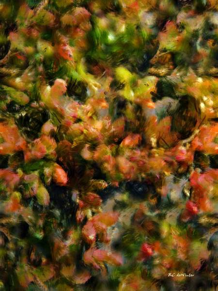 Painting - Jewels Of The Sea by RC DeWinter