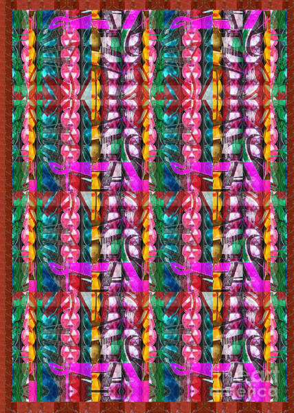 Rights Managed Images Wall Art - Mixed Media - Beads Jewels Strings Fineart By Navinjoshi At Fineartamerica.com Unique Decorations Pod Gifts Source by Navin Joshi