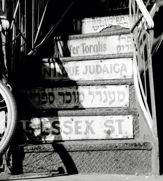 Photograph - Jewish New York by Shaun Higson