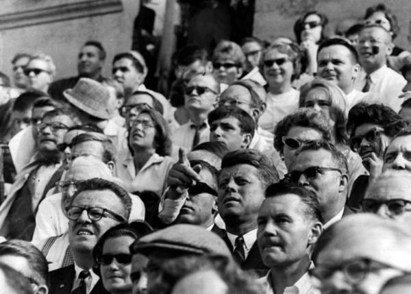 John F Kennedy Photograph - John F. Kennedy by Retro Images Archive