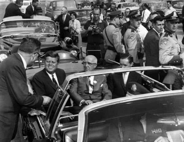 John F Kennedy Photograph - Jfk by Retro Images Archive