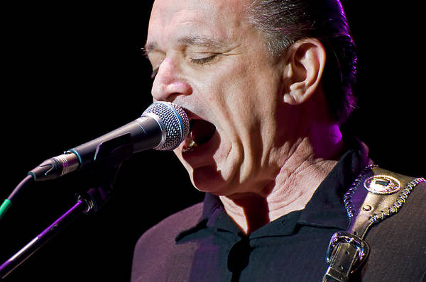 Photograph - Jimmie Vaughan Sings The Blues by Ginger Wakem