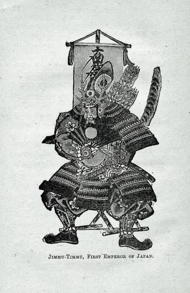 Emperor Of Japan Wall Art - Photograph - Jimmu Tenno II by Craig Wood
