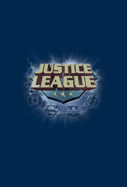 Justice League Digital Art - Jla - Storm Logo by Brand A