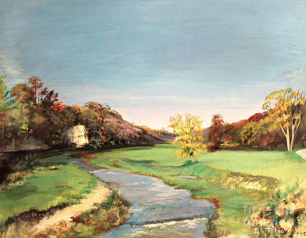 Jo Daviess County Illinois Art Print
