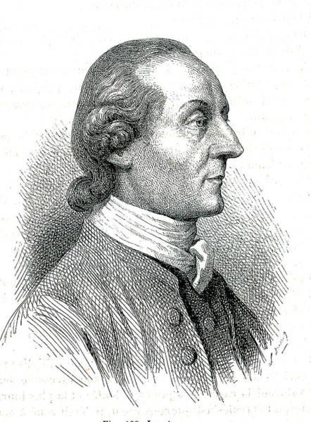 Traits Photograph - Johann Kaspar Lavater by Collection Abecasis