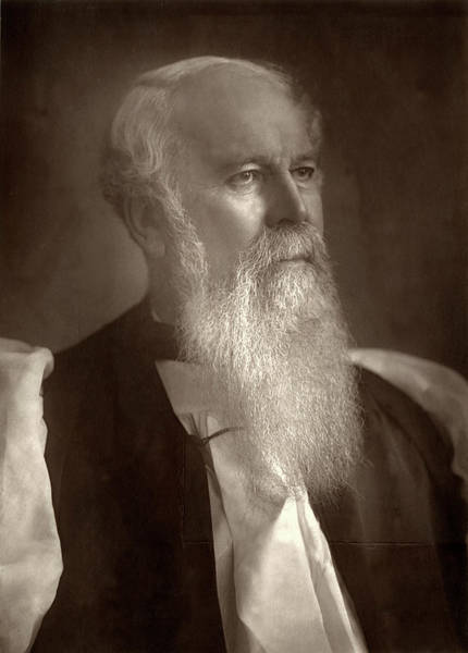 Wall Art - Photograph - John Charles Ryle Bishop Of Liverpool by Mary Evans Picture Library
