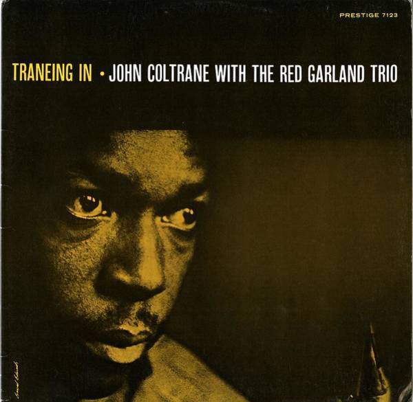 Wall Art - Digital Art - John Coltrane -  Traneing In by Concord Music Group