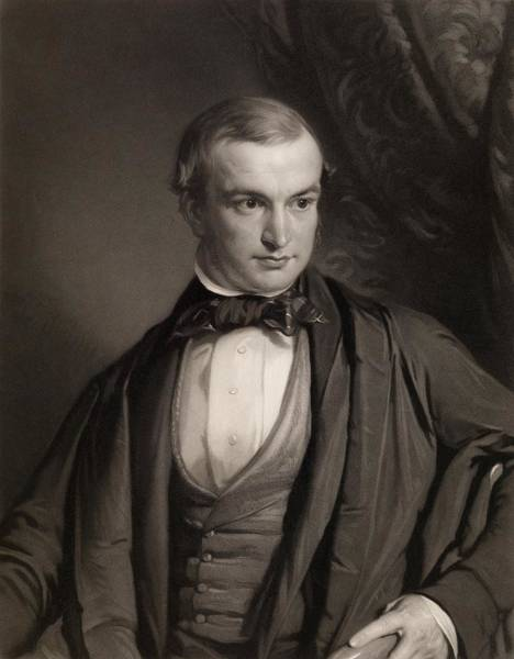 Wall Art - Photograph - John Couch Adams by Royal Institution Of Great Britain / Science Photo Library
