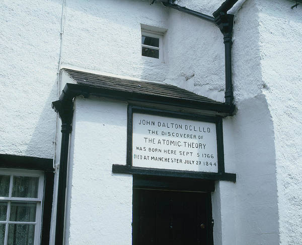 Wall Art - Photograph - John Dalton's House by Martin Bond/science Photo Library