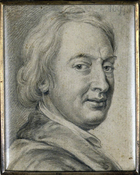 John Dryden Wall Art - Photograph - John Dryden, English Poet And Playwright by Folger Shakespeare Library