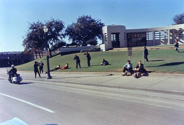 Wall Art - Photograph - John F Kennedy Assassination In Dallas 1963 by Retro Images Archive